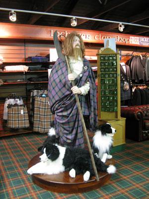 der Highland-Trachtenladen 2010