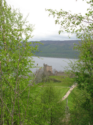 Castle Urquard