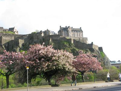 Edinburgh, 2010, Festung