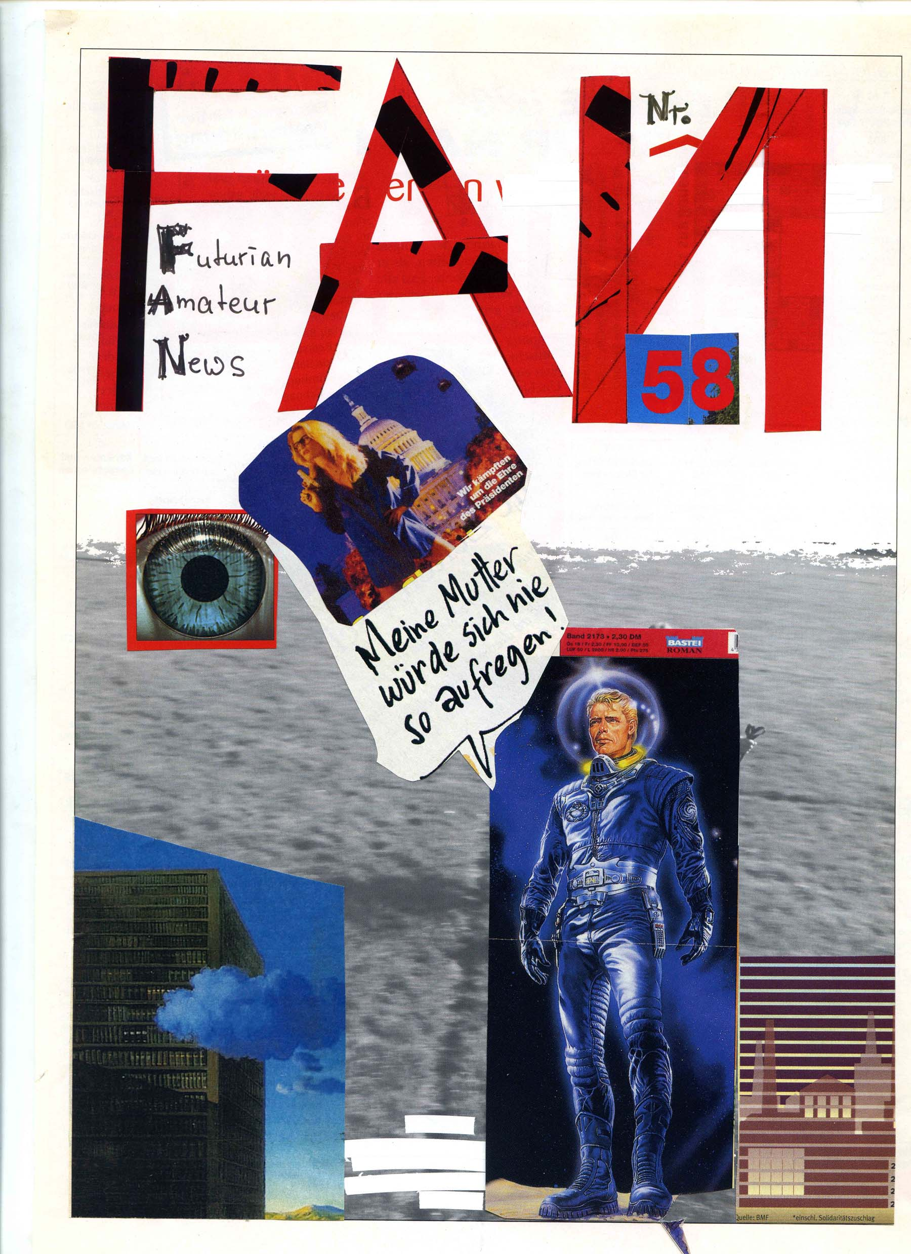 priv. Collage von 1997