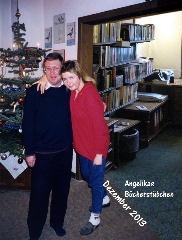 Siegfried und Angelika Herzog (um die Jahrtausend-Wende) Collage aus privaten Fotos