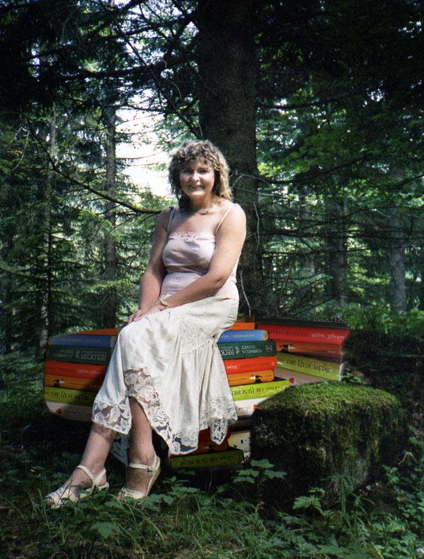 Angelika S. Herzog - Collage aus privaten Fotos